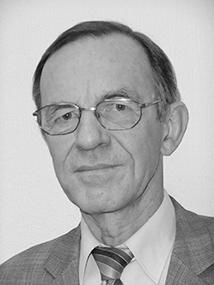 Erfinder unserer ersten Maschine: Hans-Walter Knuth.