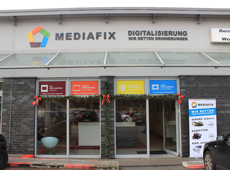 Fotos digitalisieren in Dortmund